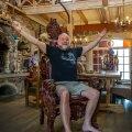 ФОТО | Семь миллионов евро — и вся эта красота ваша! Эстонский скульптор Тауно Кангро выставил на продажу роскошную виллу