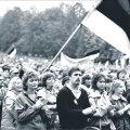 MAALEHE ARHIVIST | Alo Lõhmus: Laulev revolutsioon – uus vabadussõda?