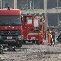Hiina võimud süüdistavad keemiatehase plahvatuses 11 ametnikku