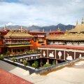 Tiibetis süttis põlema ajalooline Jokhangi klooster
