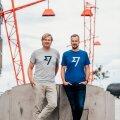 Taavet Hinrikus (paremal) ja Kristo Käärmann