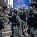 Hiina võttis Hongkongi vabadusi piirava julgeolekuseaduse ametlikult vastu