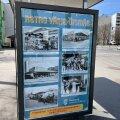 В Вяйке-Ыйсмяэ павильоны автобусных остановок станут экспозицией ретро-выставки
