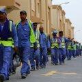 Amnesty: Katar pole endiselt jalgpalli MM-i võõrtööliste tingimusi parandanud
