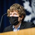 VIDEO | Tanel Kiik kommenteeris Grünthali käitumist: seksistlikud märkused ei sobi parlamenti ega saunalavale