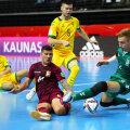 Поехали! В Литве стартовал чемпионат мира по футзалу