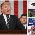 Analüütik Trumpi kõnest kongressile: ta ei jätnud enda teada, keda ta tegelikult esindab ja kellega eeskätt arvestab