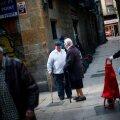 Ka turistide seas äärmiselt populaarsesse Barcelona gooti kvartalisse on loetud kohalikud alles jäänud.