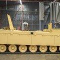 НОВЫЙ УРОВЕНЬ: Milrem построила первую автономную боевую машину Type X.