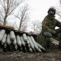 Ukraina pidas kinni kaks Venemaa kodanikku, Kremli väitel nende sõdur rööviti