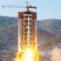 Põhja-Korea raketi start