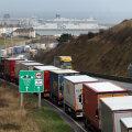 """Suurbritannia """"blokaad"""" paneb muretsema kauba jätkumise pärast poelettidel"""