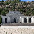 Franco mausoleum