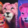 """Найди 5 отличий! Популярное российское шоу """"Маска"""" на НТВ скопировало работы эстонского дизайнера Лийси Ээсма"""