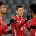 Müncheni Bayern on Meistrite liiga play-off'ides alaline külaline nagu ka teised absoluutsed tipptiimid.