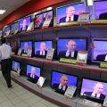 Vene meediaeksperdid ei nõustu ajakirjandusvabaduse raporti 172. kohaga