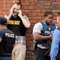 FOTOD: USA mereväe peakorteri tulistamises hukkus 13 inimest
