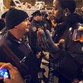 FOTOD ja VIDEO: Veel ühele politseinikule tapmise eest süüdistuse esitamata jätmine kutsus New Yorgis taas esile rahva viha