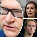 Urmas Paet, Sanna Marin, Kaja Kallas