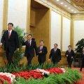 Hiinas esitleti uut juhtkonda Xi Jinpingiga eesotsas