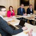 Reformierakonna ja sotsiaaldemokraatide kohtumine Euroopas