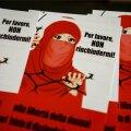 Šveitsi St. Galleni kantonis toimub referendum burkakeelu üle
