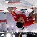 Olümpiavõitja Alberto Gines Lopez.