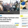 Linnameedial läks jälle meelest ära, et Savisaar on linnapea ametist kõrvaldatud