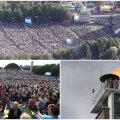 OTSEBLOGI JA FOTOD   Juubelipeo avakontsert pakkus kümnetele tuhandetele lauljatele ja 82 000 pealtvaatajale vägevaid emotsioone