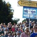 Protest Merkeli vastu