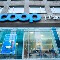 coop pank logo ja hoone