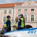 Politsei aitas hajameelse väliseestlase hädast välja
