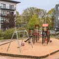 ФОТО | Детские площадки в Кадриорге получили новый облик
