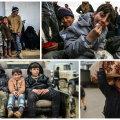 Türgi piirile on kogunenud kümned tuhanded Vene õhurünnakute eest põgenenud süürlased