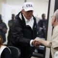 President Trump Texases visiidil