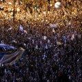 Argentinas osalesid tuhanded inimesed valitsusvastasel meeleavaldusel