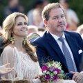 Kaob pildilt: printsess Madeleine'i abikaasa ei soovi enam naise kõrval olla