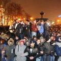 Navalnõi kutsus inimesi rahumeelsele kodanikuallumatusele