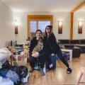 Äsja isaks saanud Lauri Pedaja maale kolimisest: olime Mustamäe paneelmaja kahetoalises korteris kinni. See hakkas kammima