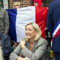 Marine Le Peni erakonna peakontor otsiti läbi