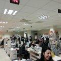 Narva maantee postkontor vähem kui tunni aja eest