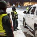 Võõrtööjõud on püüdnud Eestist Soome pääseda end veokites peites või autojuhi abina esinedes