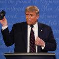 VIDEO | Pelgalt paanika? Trumpi ebaõnnestunud väljaütlemised koroonaviiruse suunal