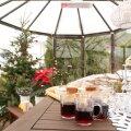 MAAKODU ARHIIVIST | Jõulurüüs aiapaviljon pakub pimeduse ja külma eest mõnusat pelgupaika