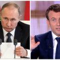 Путин и Макрон встретятся в Версале