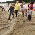 FOTOD: Liivast loomaaed Matsi rannas