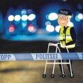 """""""Oodake, ma ei jõua nii ruttu!"""" Politseid ja päästeteenistust kummitab töötajate vananemine"""