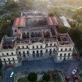 Brasiilia püüab leida raha tules hävinud rahvusmuuseumi taastamiseks