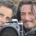 Walter Mitty (Ben Stiller, vasakul) ja staarfotograaf Sean O'Connell (Sean Penn)  on nii kõvad mehed, et võivad Afganistani kõrgmäestikus haruldase lumeleopardi ka pildistamata jätta.