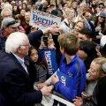 Vasakpoolne Sanders võttis demokraatide eelvalimistel Nevadas kindla võidu